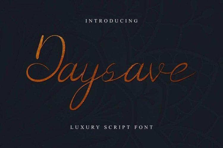 Daysave example image 1