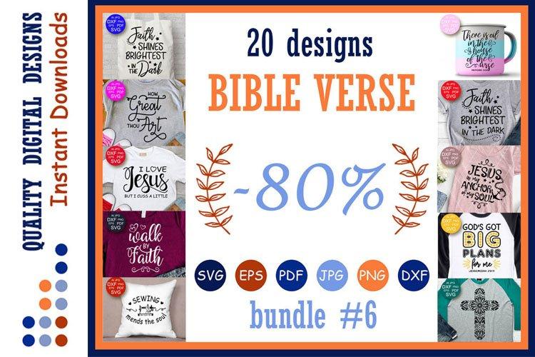 Bible verse SVG Bundle Svg files sayings
