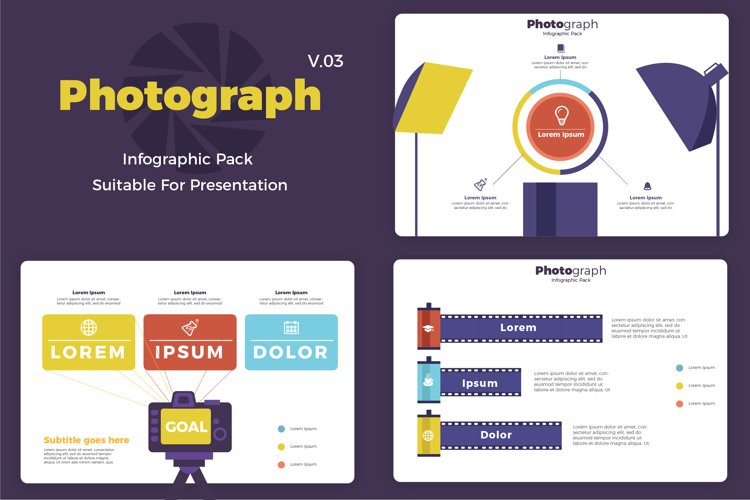 Photography v3 - Infographic example image 1