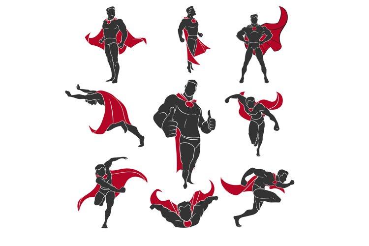 Superhero comics set example image 1