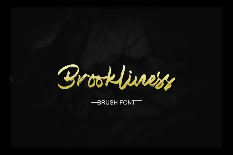 Brookliness example image 1