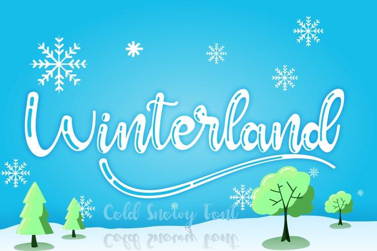 Winterland example image 1