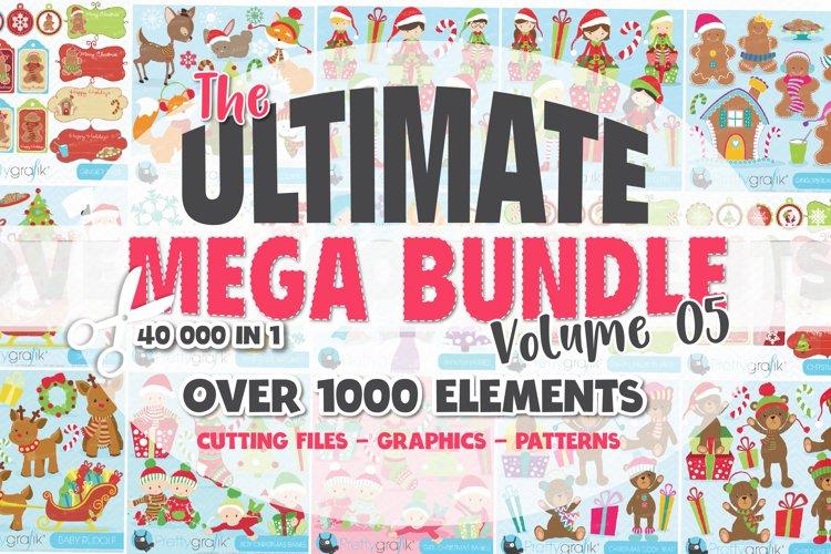 Ultimate Craft Bundle | svg | graphics | sublimation |Vol.05