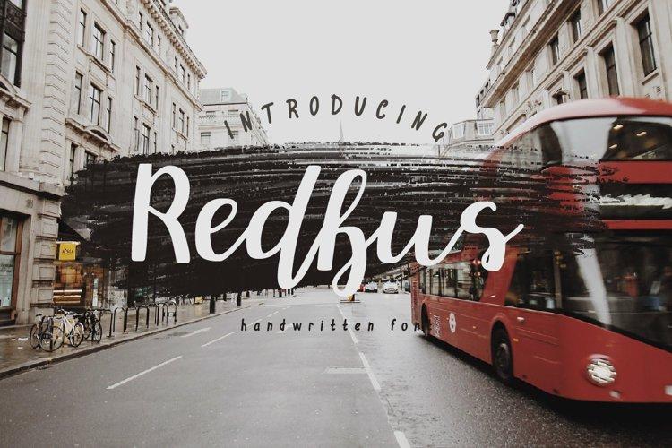 Redbus Multilingual Handwritten Script example image 1