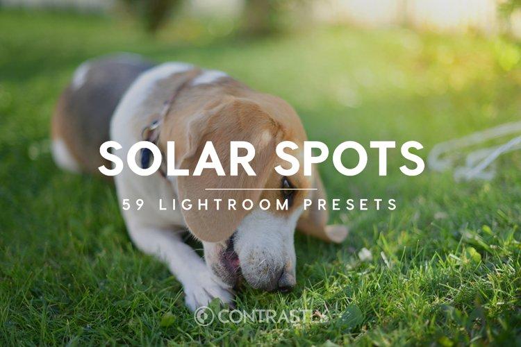 Solar Spots Lightroom Presets example image 1