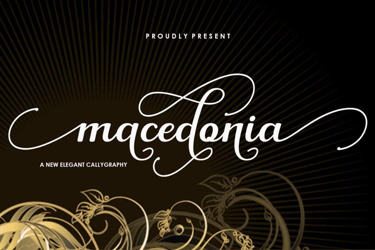 Macedonia example image 1