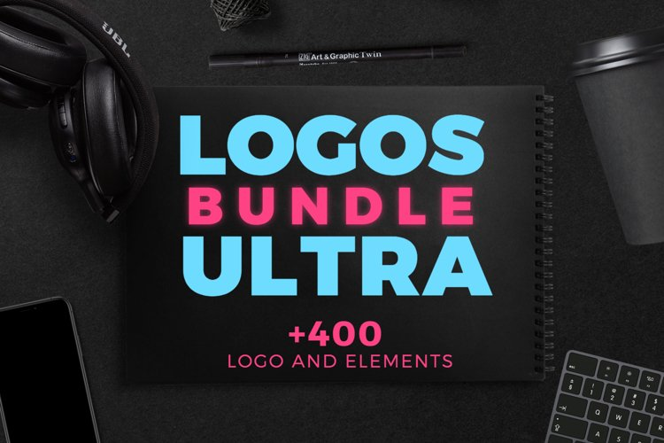 Logo Ultra Bundle - Massive professional logo collection