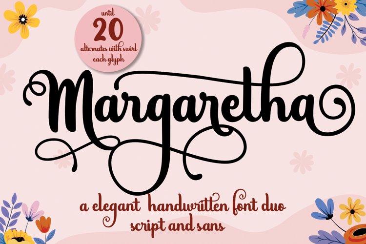 Margaretha example image 1
