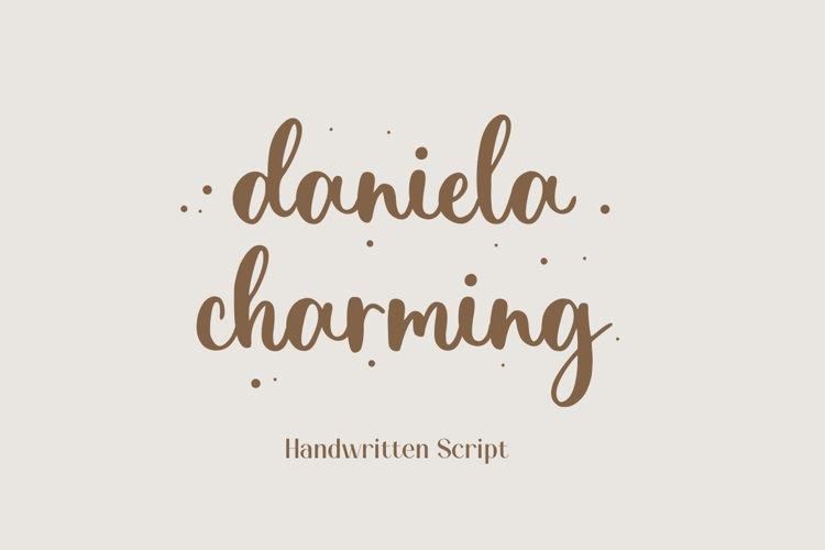 Daniela Charming - Sweet Calligraphy example image 1