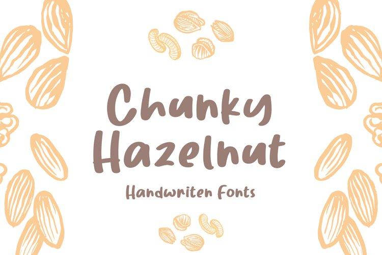 Chunky Hazelnut example image 1
