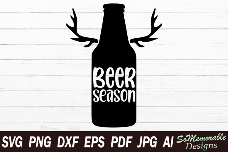 Beer SVG cut file, Beer svg design example image 1