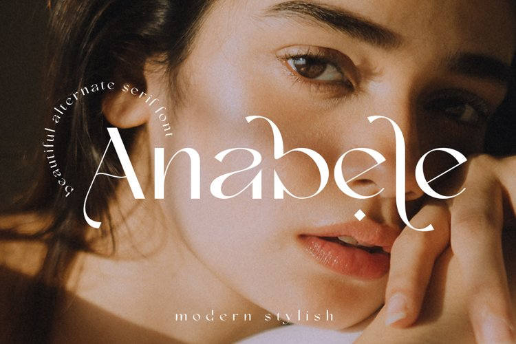 Anabele | Modern Stylish example image 1