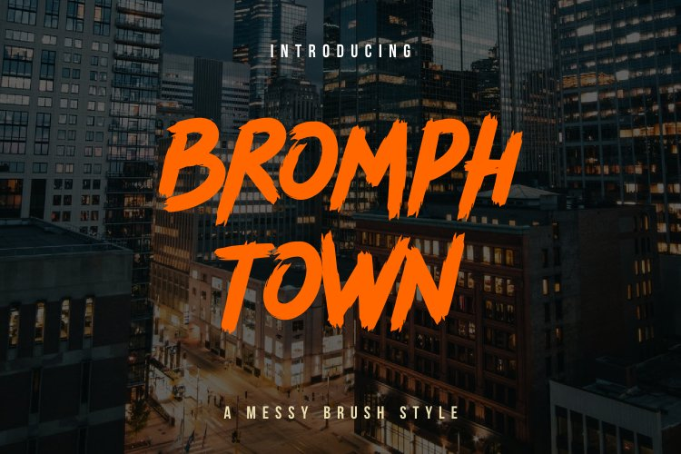 Bromph Town example image 1
