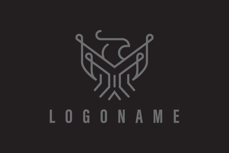eagle line logo example image 1