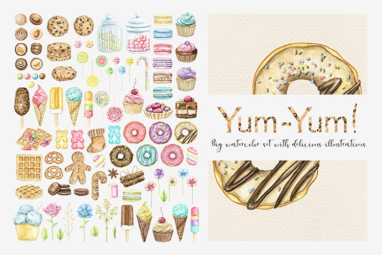 Yum-yum!