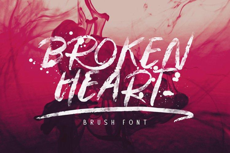 Broken Heart example image 1