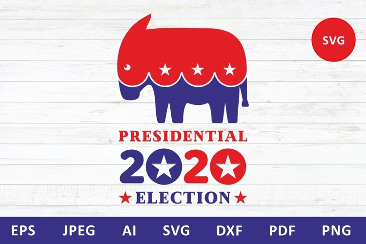 2020 United States of America Presidential Election Design example image 1