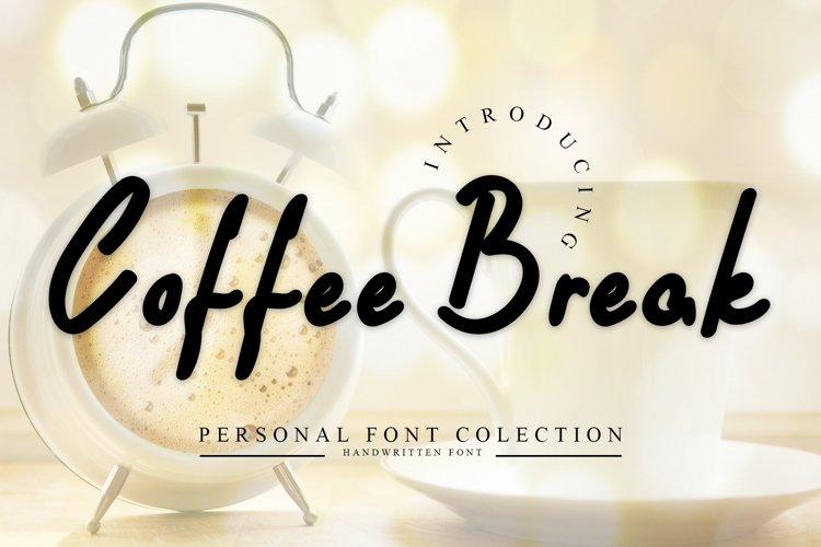 Coffe Break example image 1