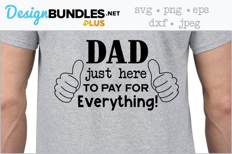 Dad SVG