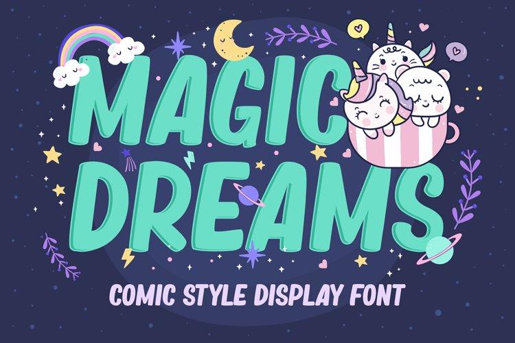 Magic Dreams example image 1