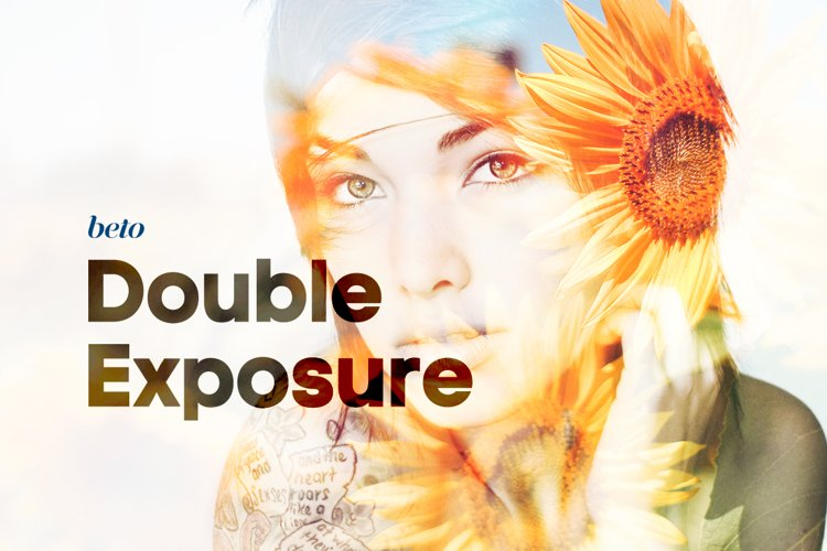 Double Exposure Action example image 1