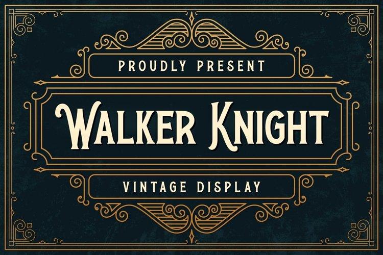 Walker Knight example image 1