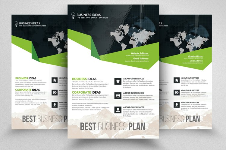 Software Solutions Flyer Templates example image 1