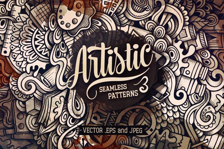 Art Graphics Doodle Patterns