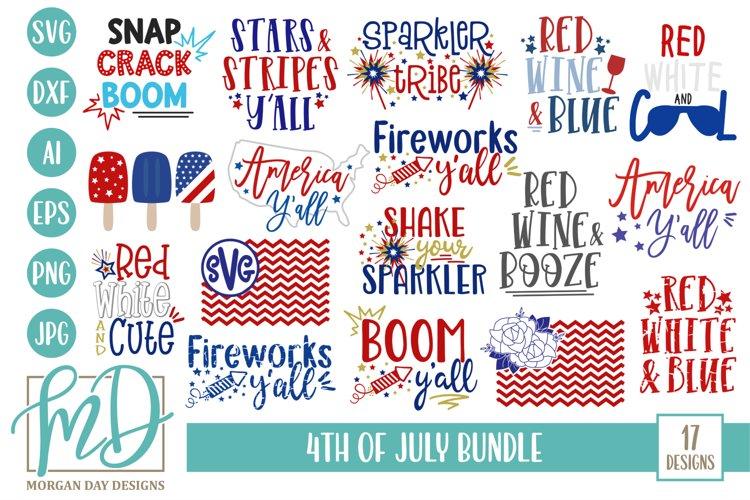 USA - America - Patriotic - 4th of July Bundle SVG
