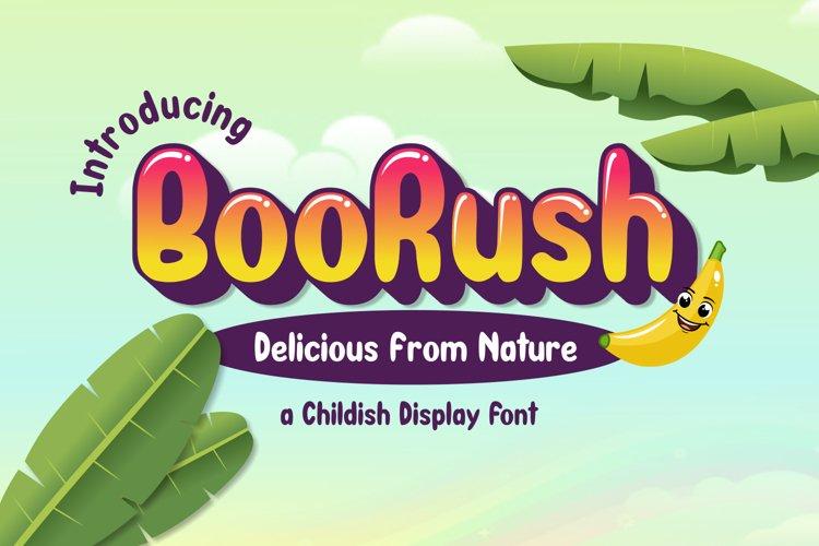 BooRush example image 1