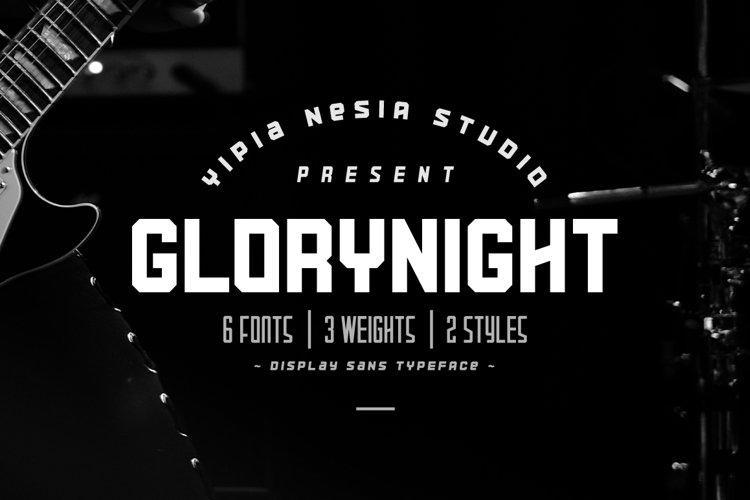 Glorynight Family example image 1
