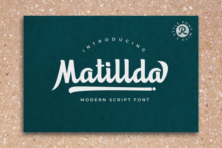 Matillda example image 1
