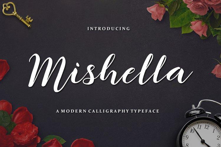 Mishella Script example image 1