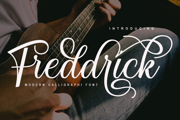 Freddrick example image 1