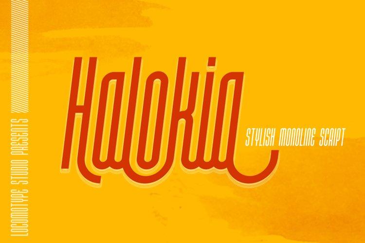 Halokia example image 1
