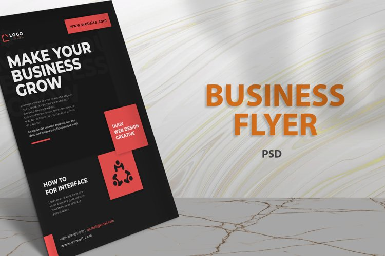 Business Flyer Templates example image 1