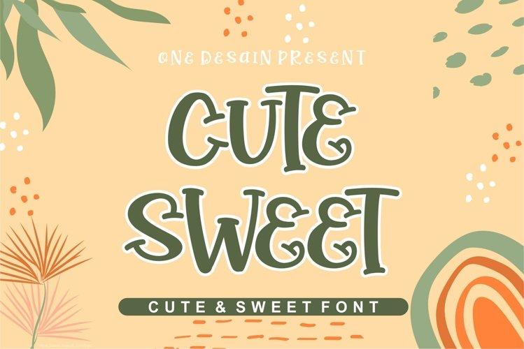 cute sweet example image 1
