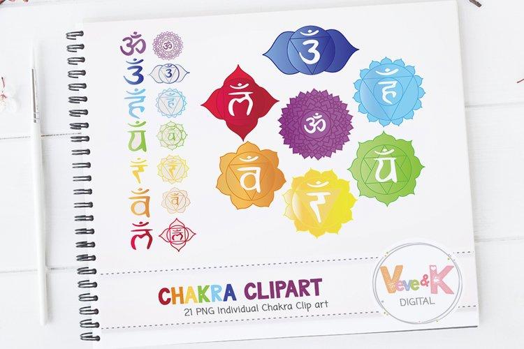 Chakra Clipart, Chakra Set, Mandala Clipart, Rainbow Clip Art, Yoga Clip Art, The seven chakras, Chakra Set, Mandala Set,