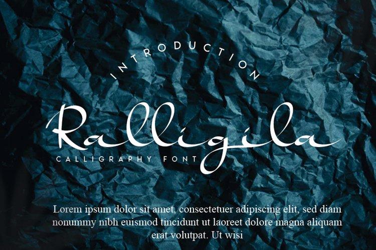 Ralligila example image 1