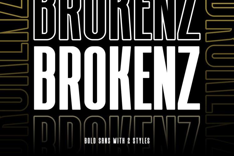 Brokenz example image 1