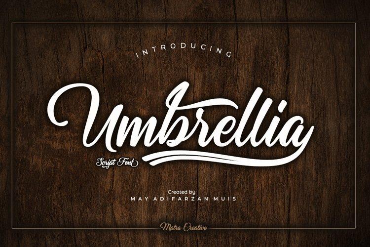 Umbrellia