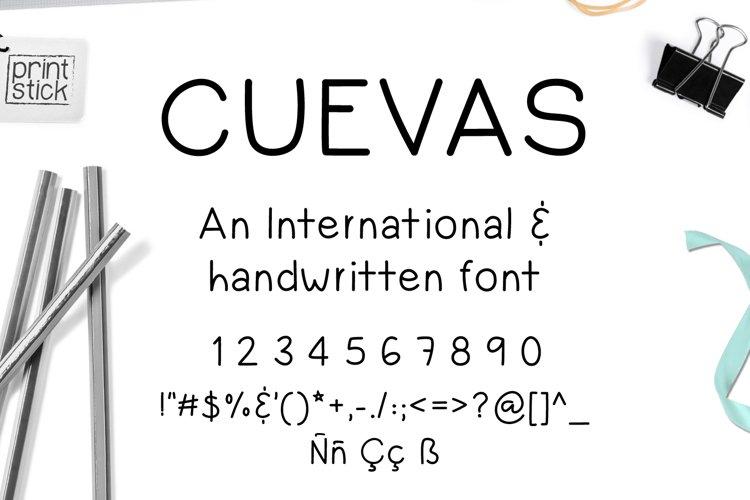 Cuevas example image 1