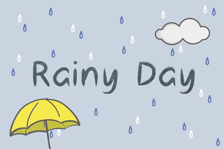 Rainy Day example image 1