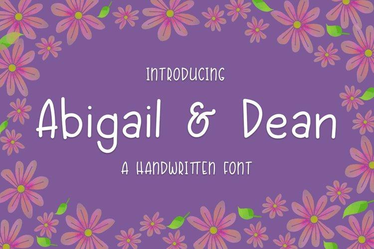 Abigail & Dean example image 1