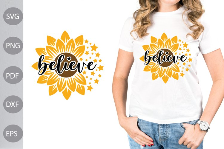 Believe SVG Design