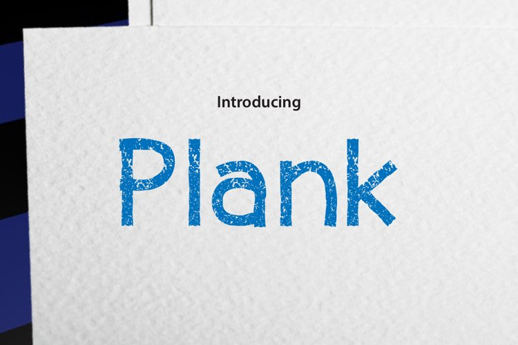 Plank example image 1