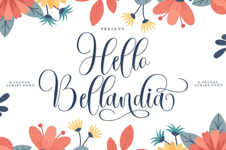 Hello Bellandia example image 1