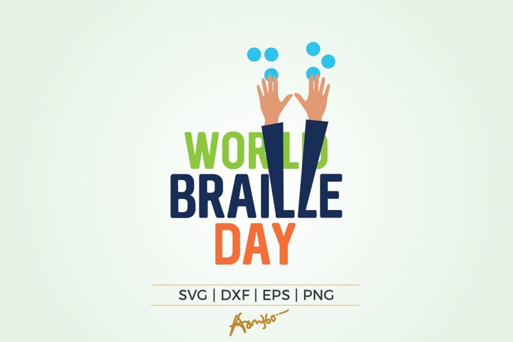 World Braille Day example image 1