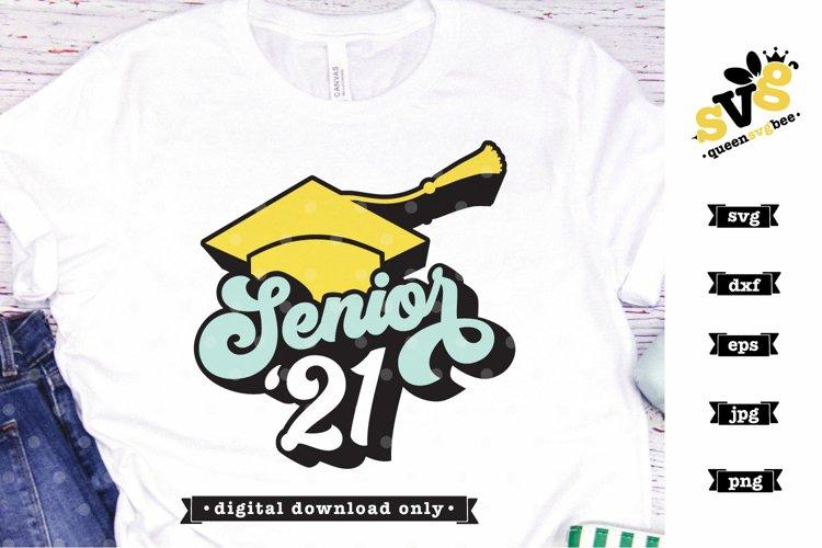 2021 Senior Graduation svg file