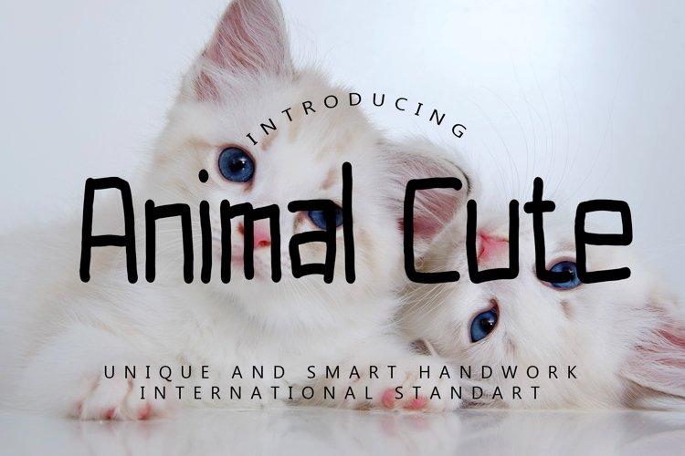 Animal Cute example image 1